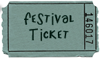 Fringe Festival Ticket