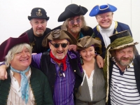 Mark Radcliffe's Galleon Blast