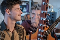 Kora & Guitar Duo - Josh Doughty & Tim Tyson