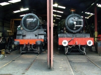 Railway Shed Tour
